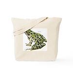 Leopard Frog Tote Bag