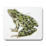 Leopard Frog Mousepad