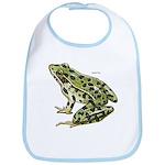 Leopard Frog Bib