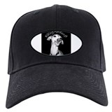 Baseball Hat with Chien Mechant-beware of dog!