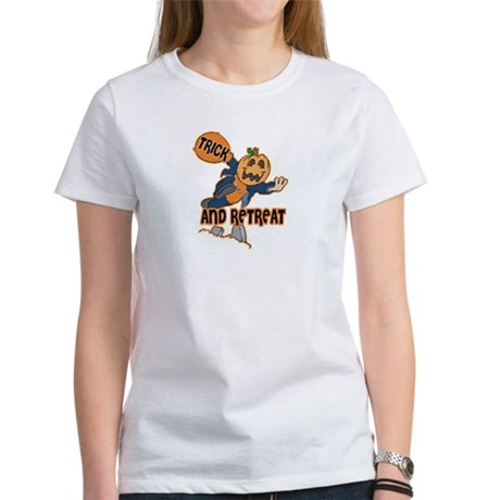 Trick and Retreat Women's T-Shirt