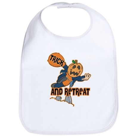 Trick and Retreat Bib