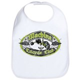 Distressed Machine Club Bib