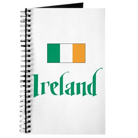 Ireland Flag Journal