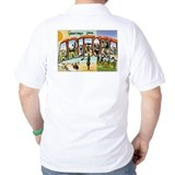 Fargo ND Poscard T-Shirt
