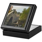 Art Designed Keepsake Box