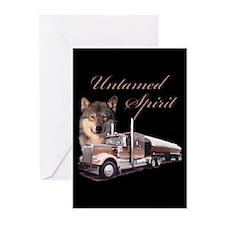 Untamed Spirit Greeting Cards (Pk of 20)