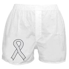 Pearl Ribbon Boxer Shorts