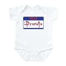 Unique Mr. scary Infant Bodysuit