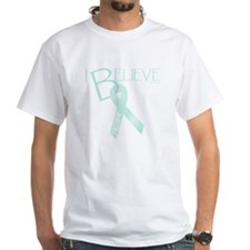 Lt. Teal Ribbon Shirt