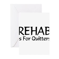 REHAB  Greeting Cards (Pk of 20)