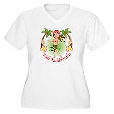 Christmas Hula T-Shirt