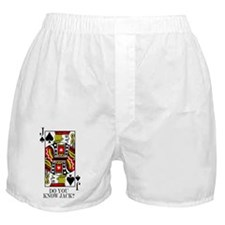 Do You Know Jack? Boxer Shorts