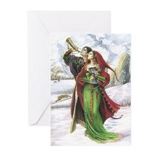 Yule Cards Greeting Cards (Pk of 10)