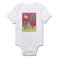 Yoga Greyhound Infant Bodysuit
