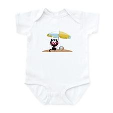 Summer Kitty Infant Bodysuit