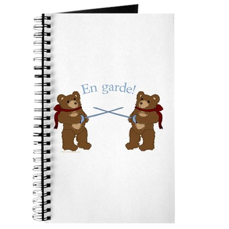 Teddy Bear Fencers Journal