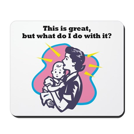 New Mom Mousepad