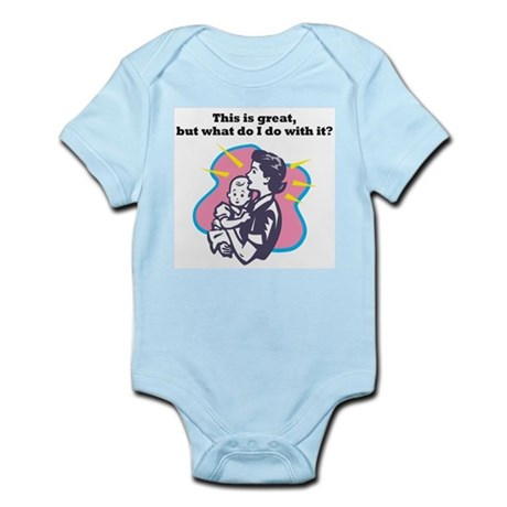 New Mom Infant Bodysuit