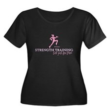 STRENGTH TRAINING -NOT JUST FOR MEN T