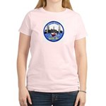 Chicago PD Marine Unit Women's Light T-Shirt