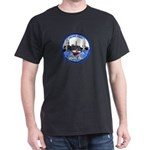 Chicago PD Marine Unit Dark T-Shirt