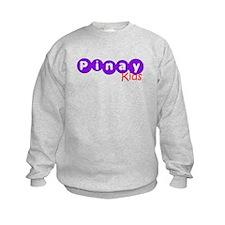 Pinay Kids Sweatshirt