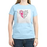 Heart of Words T-Shirt