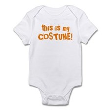 This is My Costume Infant Bodysuit