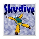 Skydive Tile Coaster