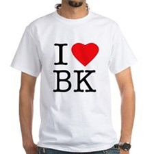 I Love Brooklyn Shirt