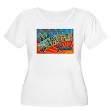 St. Petersburg Postcard T-Shirt