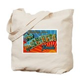 St. Petersburg Postcard Tote Bag