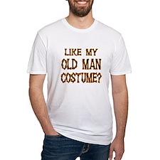 Old Man Costume Shirt