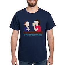 4-3-therapist2 T-Shirt