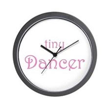 Tiny Dancer Wall Clock