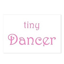 Tiny Dancer Postcards (Package of 8)