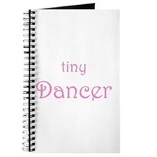 Tiny Dancer Journal