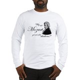 Mozart's Chickens Long Sleeve T-Shirt