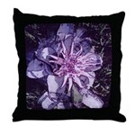 Aechmea Bromeliad 2 - Throw Pillow