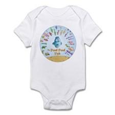 Pout-Pout Fish Infant Bodysuit