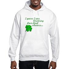Four-leaf clover Hoodie