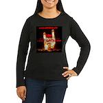 GBMI Band Women's Long Sleeve Dark T-Shirt