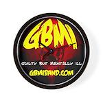 GBMI Band Wall Clock