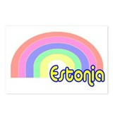 Estonia Postcards (Package of 8)