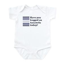 Hugged Annabella Infant Bodysuit