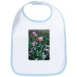Floral Display Bib