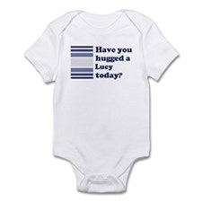 Hugged Lucy Infant Bodysuit
