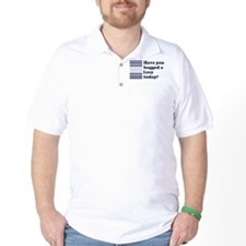 Hugged Lucy T-Shirt