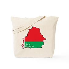 Cool Belarus Tote Bag